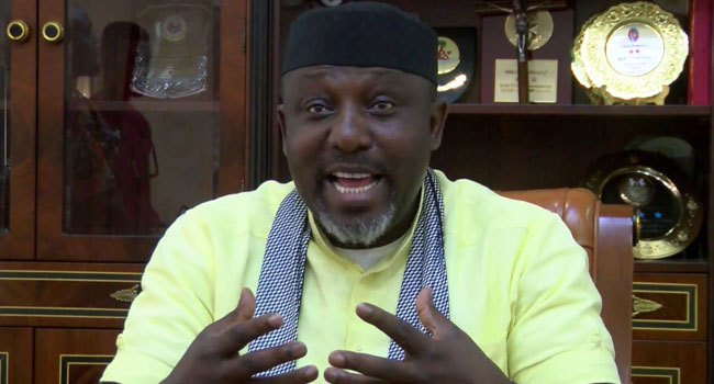 """Igbo presidency"" does not exist – Rochas Okorocha"