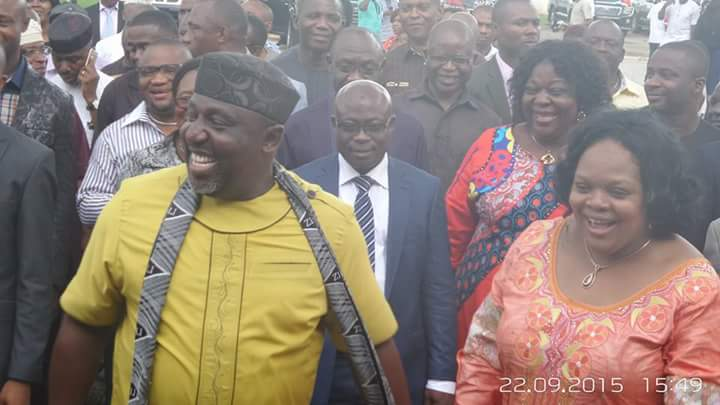 Ex- Gov. Rochas Okorocha and his family members ran away with 67 vehicles belonging to the state – TaskForce