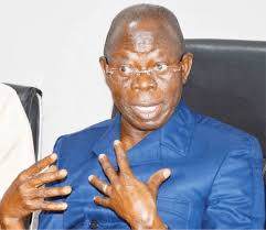 Oshiomhole relocates to Abuja over threats of murder