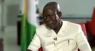 Anyone who went against Party's wish in Senate president and Speakership elections will have to answer for their sins – Oshiomhole