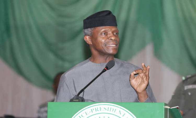 The federal government is very much committed to the rescue of Leah Sharibu – Osinbajo