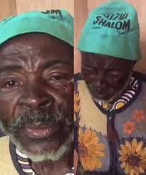 Missing Aged man found wandering the streets of Lagos, please help find his family (video)