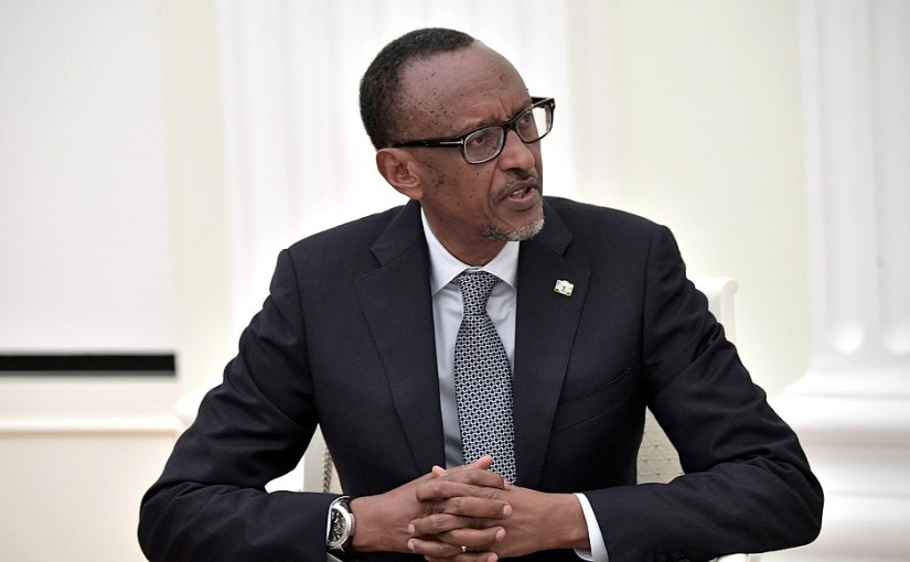 Create value, create wealth, not merely fight corruption: Fighting Corruption doesn't take decades – Rwandan President, Paul Kagame, tells President Buhari
