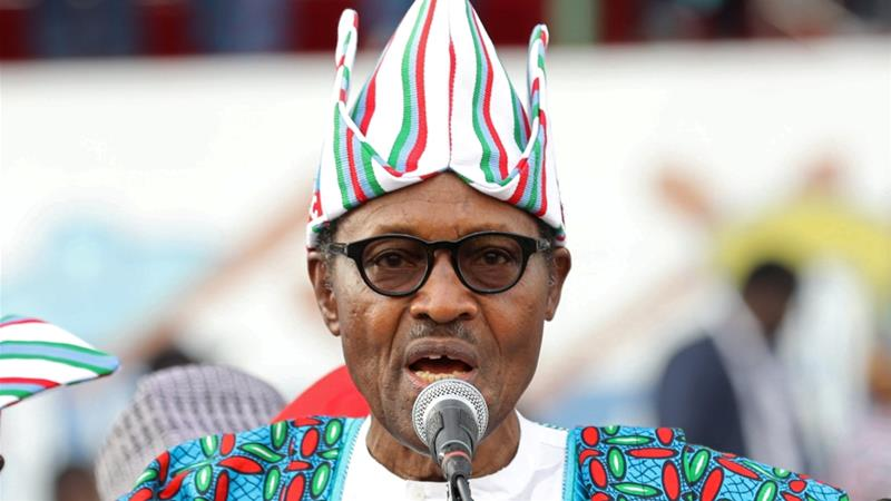 It still baffles me where i got the stamina to tour the country on campaigns -Buhari