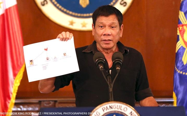 I used to be gay but 'cured myself' with beautiful women – Philippines President RodrigoDuterte