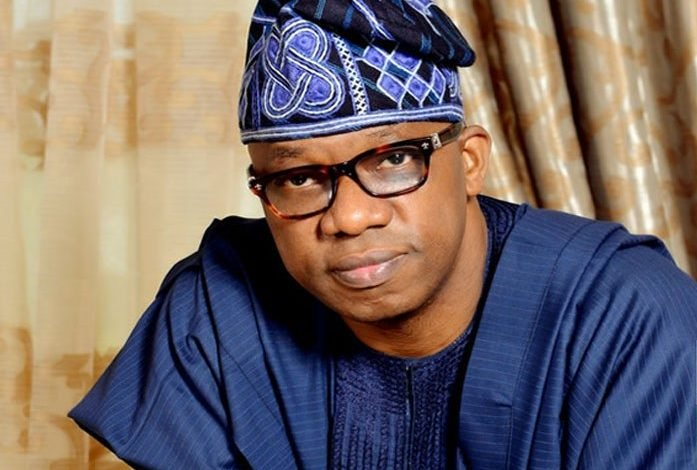 I met no money in the treasury so i took loan of N7bn to pay workers' May salaries – Ogun State Governor, Dapo Abiodun