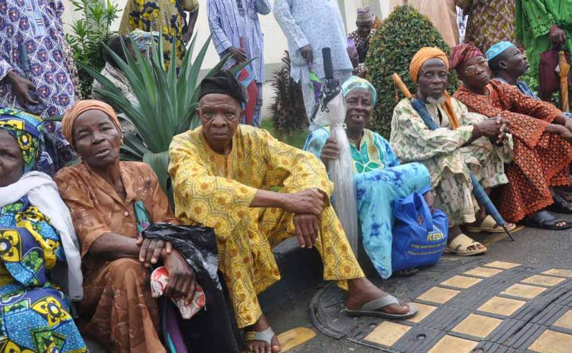 Lagos State Pensioners owed for 4 years cries for help