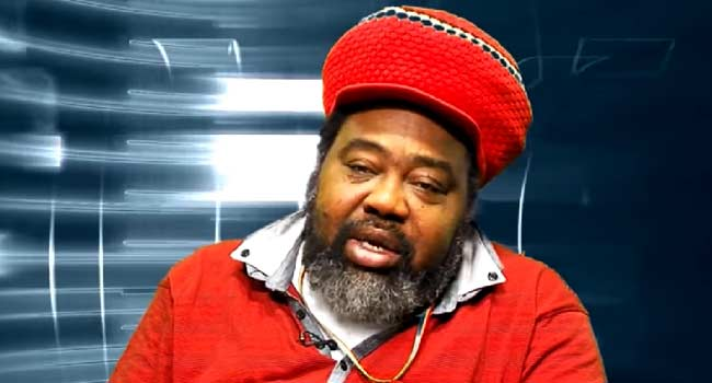 Fraudsters are using my fathers name to open 'fake foundations – Ras Kimono's first daughter, Oge