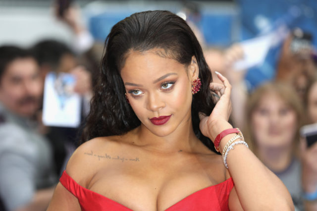 "Forbes has named Robyn Rihanna Fenty as ""The World's Richest Female Musician"""