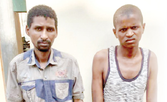 We kidnap US and Canadian expatriates and kill their orderlies – Suspects
