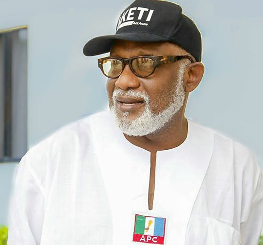 My Orderly Was Afraid When Kidnappers Confronted Us – Gov. Akeredolu