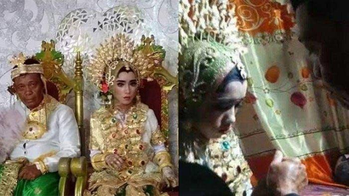 41-year-old Indonesian widower, marries a 13 year old girl he met on FB
