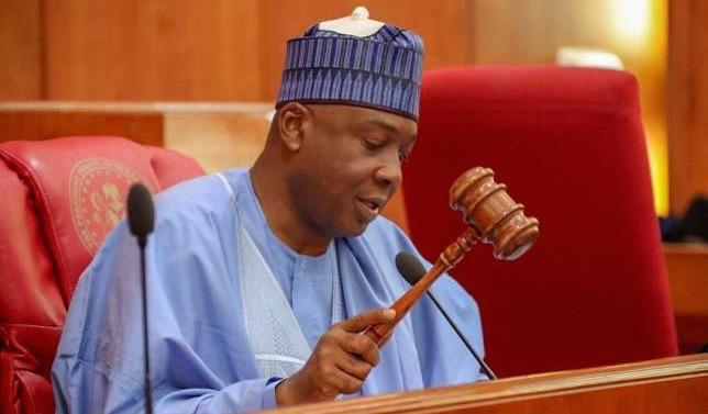 Saraki ends his tenure as Nigerian SenatePresident