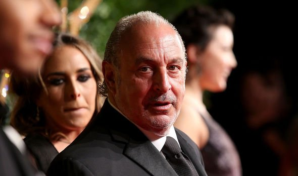 British Billionaire Sir Philip Green charged with assault in the US for touching a pilatesinstructor