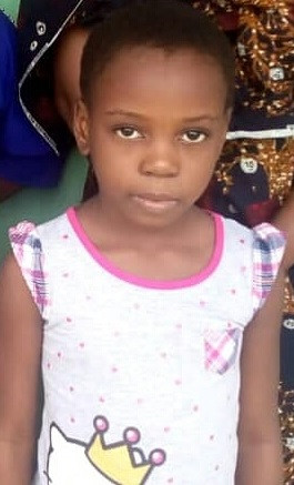 An 8-year-old girl who was kidnapped in Port Harcourt, Rescued by the Police