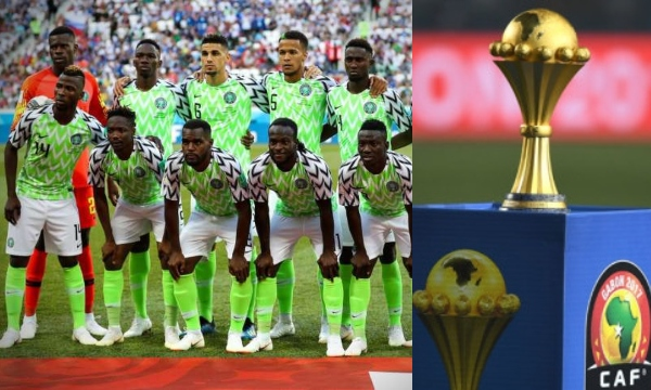 Buhari Promises Super Eagles  $95,000 Each For AFCONWin