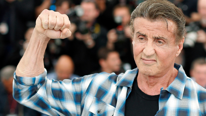 Actor Sylvester Stallone demands £849 for a photo with him at UK events