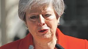 Theresa May steps down as leader of the ConservativeParty