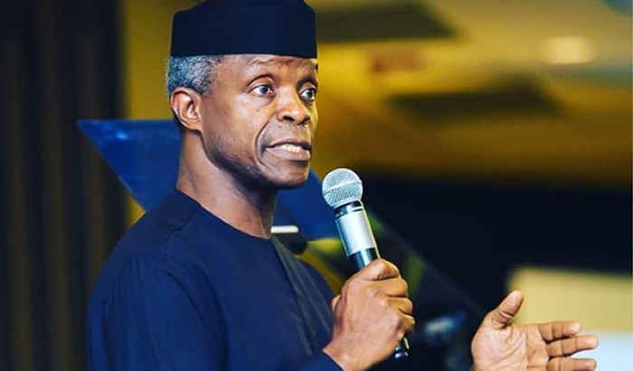 I never supervised establishment of Ruga Fulani herdsmen settlements – VP Yemi Osinbajo denies