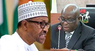 I purposely dealt with Walter Onnoghen – President Buhari opens up
