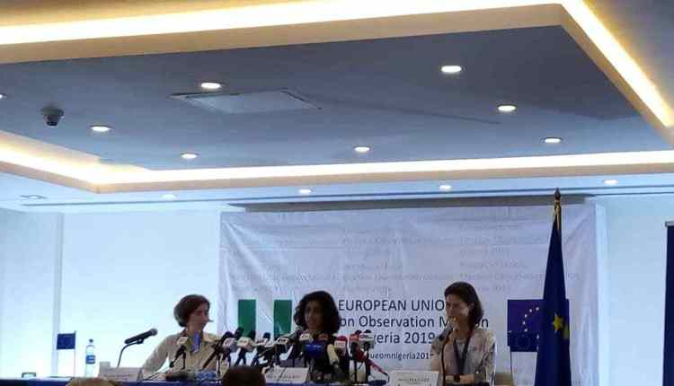 EU Report On Nigerian Pools: Intersociety Calls For EU Monitoring/Observation Of Pre-Election Process