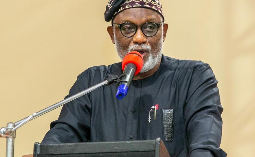 Gov. Akeredolu Appoints 27 New Permanent Secretaries and 3 New Tutors