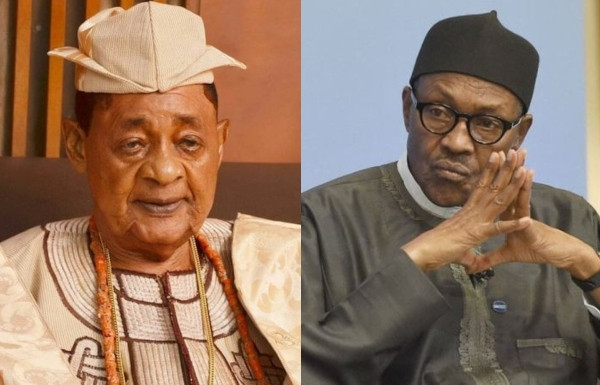 Yoruba land have been captured by Fulani herdsmen – Alaafin of Oyo writes Buhari