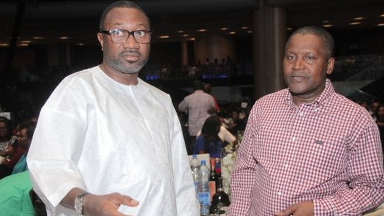 AFCON 2019: We're giving each of you $75k for every goal Scored – Dangote and Otedola promises Super Eagles