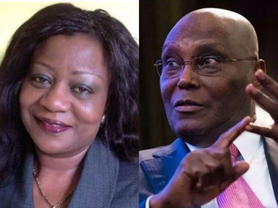 Atiku files N2.5bn Libel Suit Against Buhari's Aide, LaurettaOnochie