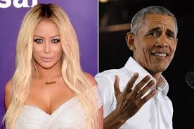I want Barack Obama to be my sperm donor – US singer, Aubrey O'Day
