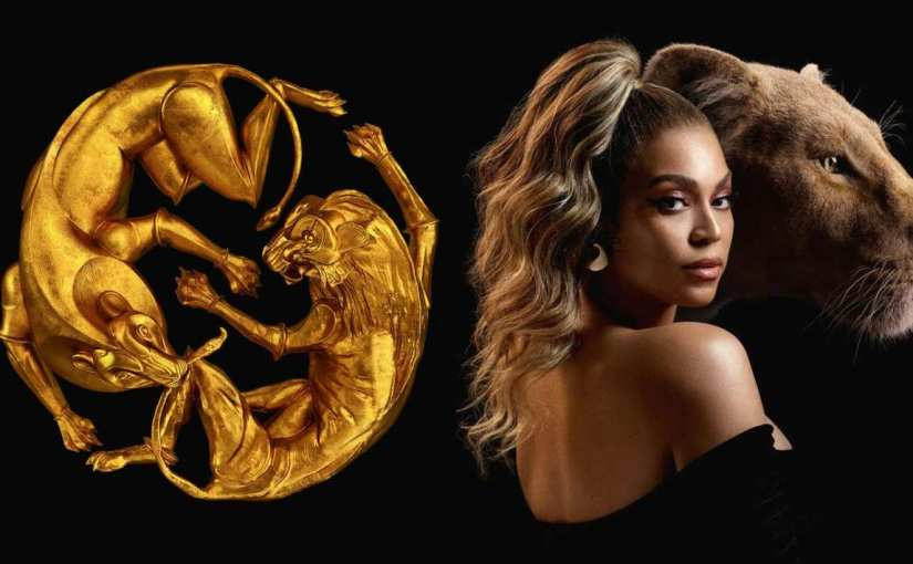 Beyonce The Lion King: The Gift Album IsOut!