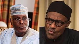 Osun ruling: As far as am concern, your reactions are 'ridiculous and comical' – Buhari To Atiku