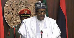 Anybody Who Thinks He Has Any Other Country Than Nigeria, Goodbye – Buhari (video)