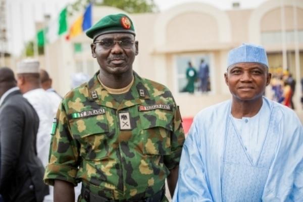 Nigerian Army launches Operation Crocodile Smile In Lagos –Buratai