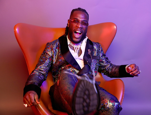 Burna Boy's 'African Giant' Tops Other Songs On Apple and More Than 10 Countries