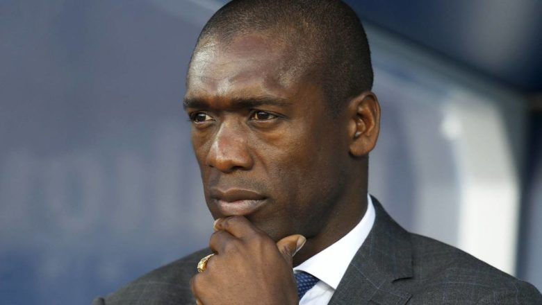 Cameroon Coach, Seedorf Sacked   After AFCON Exit(photos)