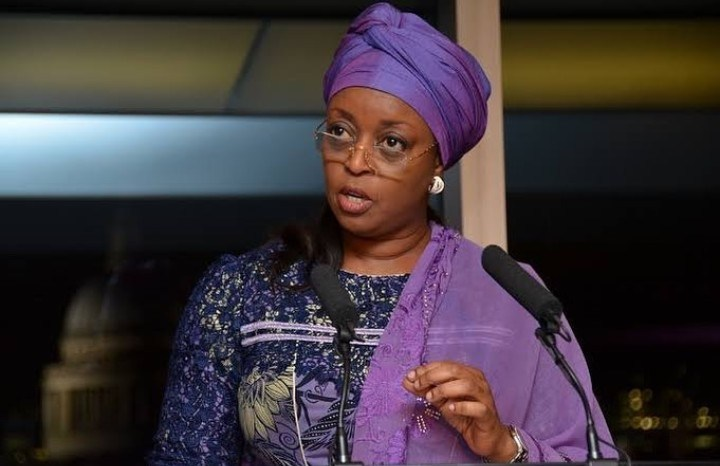 Alison-Madueke Forfeits All Her Jewelries To FG
