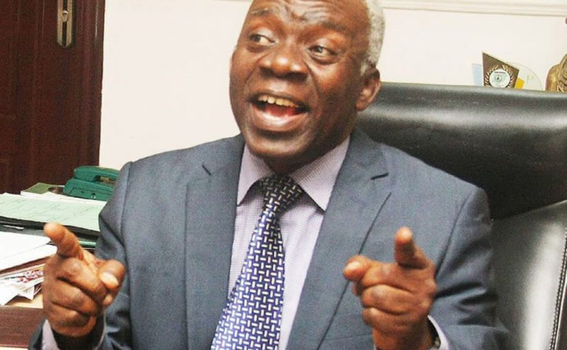 All Election Petitions Should Be Presided Over By Retired Judges – Femi Falana