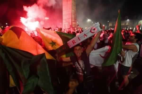 5 Algerian Fans Die While Celebrating Team's Victory OverNigeria