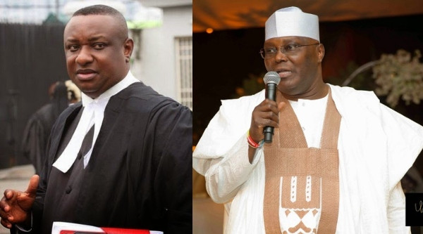 You are blackmailing the Supreme Court – Festus Keyamo warns AtikuAbubakar