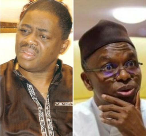 """Your People, The Northerners have looted Nigeria's treasury more than any other group of Nigerians"" – FFK blasts El-Rufai after his Yahoo Yahoo comment"