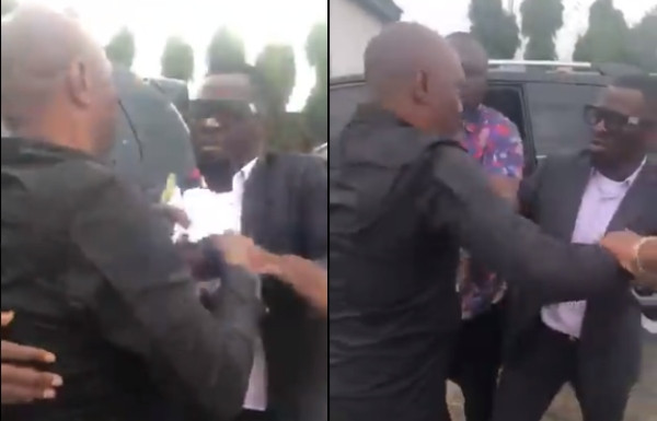 Two APC Chairmen fights over primaries (video)