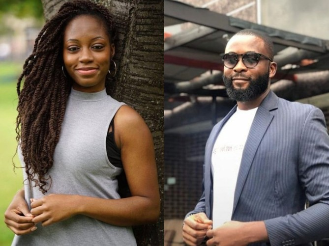 BBNaija: Gedoni And Khafi Kiss And Had Sex Inside The Kitchen –  Nigerians React (Photos)