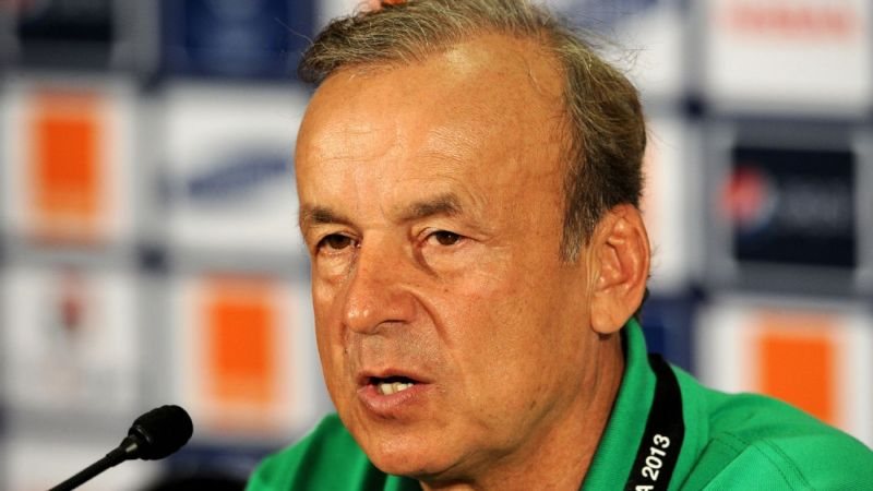 It was a big fight until the last minute, it was a wonderful match –  Gernot Rohr speaks on Nigeria AFCON Loss