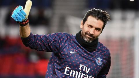 Captain Gianluigi Buffon Returns ToJuventus