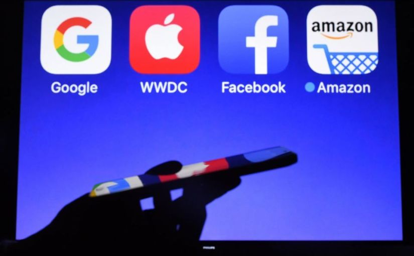 France Orders Google, Apple, Facebook And Amazon To Start Paying DigitalTax