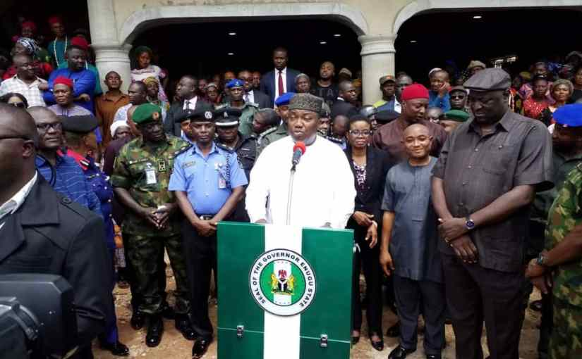 Enugu State Government, Miyetti Allah and Others Deny Herders and CattleExpulsion
