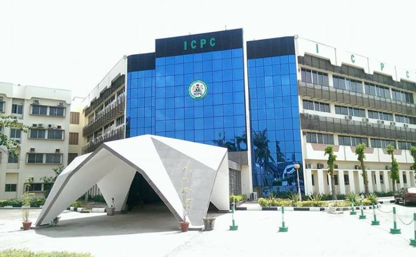 ICPC Raids office of Surveyor-General of the Federation over an Alleged N1.4bn PropertyTheft