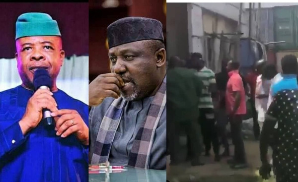 Gov. Ihedioha and his Aide must apologise for slapping my daughter –Okorocha