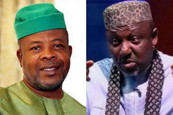 Your 8 Years Of Government, were Years of 'massive Looting'  – Governor Ihedioha AccusesOkorocha